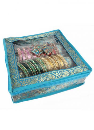 Zipped Bangle Box