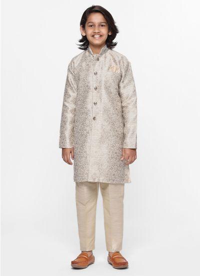 Jacquard Jacket Suit