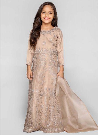 Topaz Organza Dress