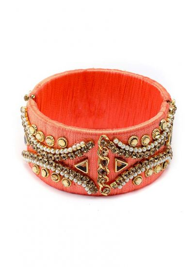 Intricate Embellished Cuff