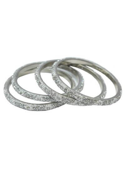 Lak Sequin Bangle Set