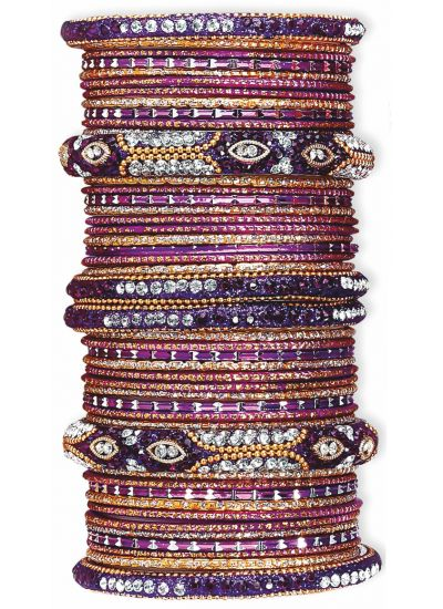 Double Bangle Set