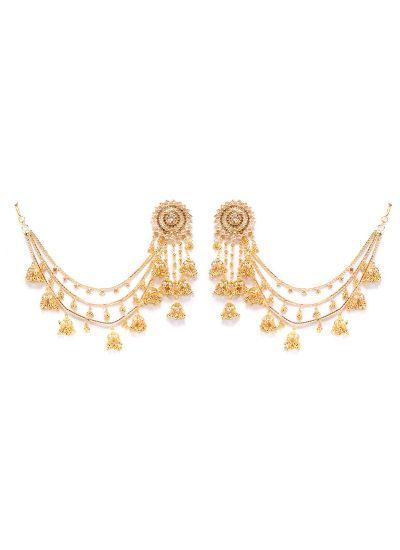 Traditional Ghungroo Sahara Earrings