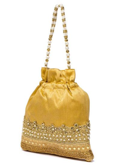 Gold Topaz Bag