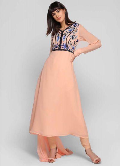 Thread Bodice Dress