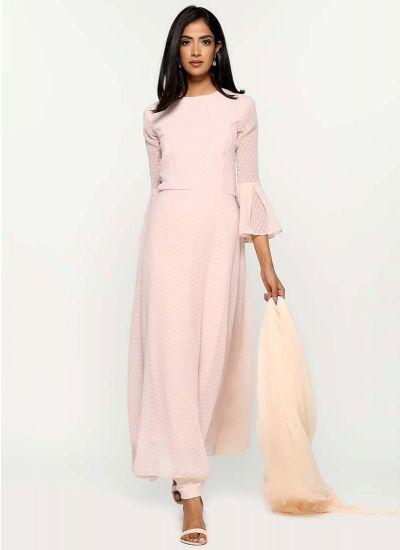 Dobby Woven Dress