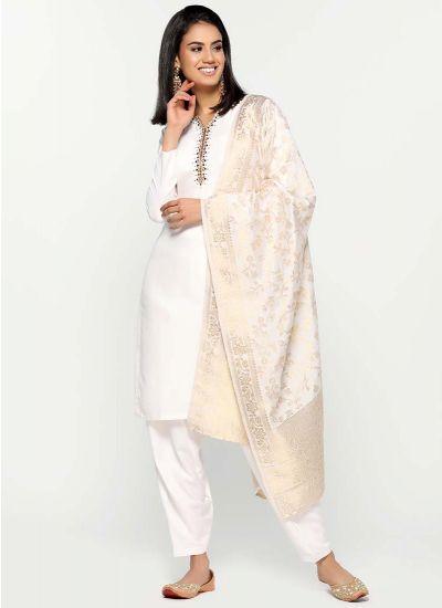 Topaz & Ivory Salwar Suit