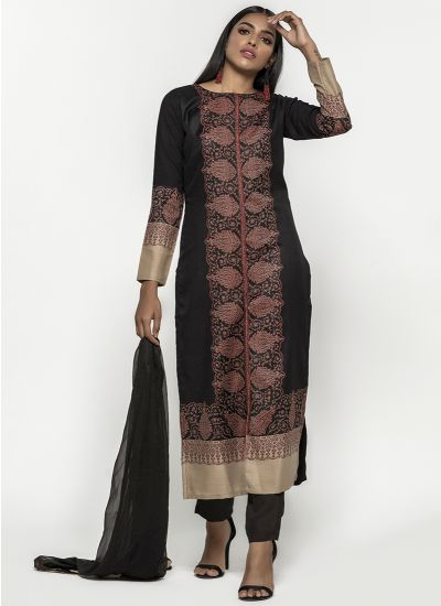 Paisley Woven Shawl Dress