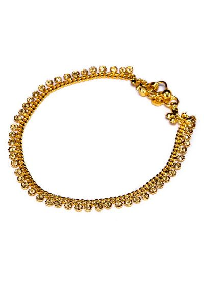 Gold Stone Payal