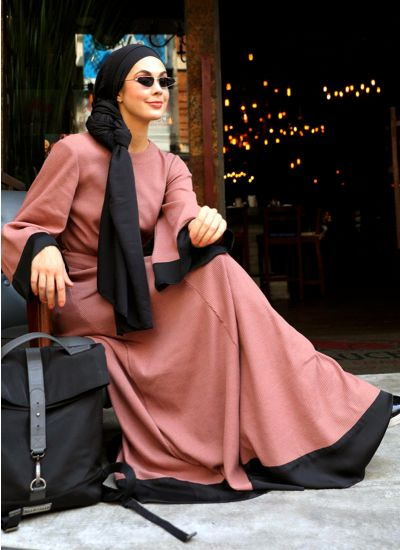Jersey Luxe Abaya
