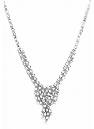 Intricate Stone Studded Chain
