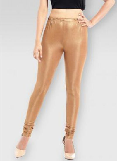 Churidaar Leggings Shimmer Lycra