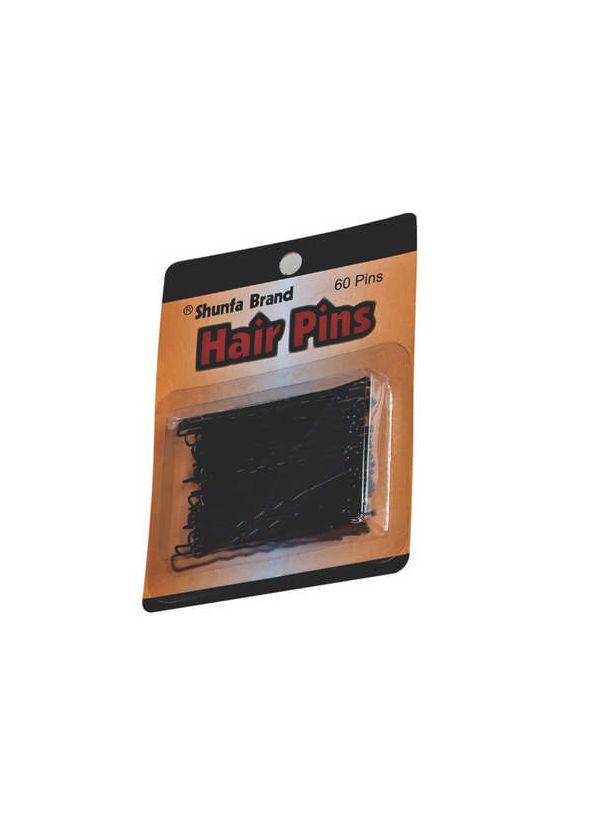 Black Bun Pins