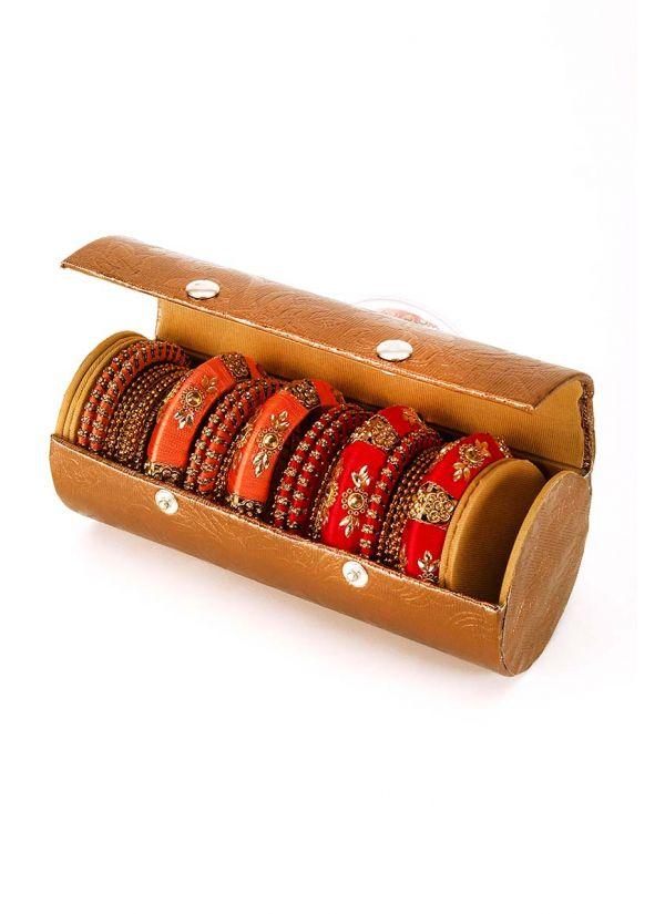 Copper Bangle Box