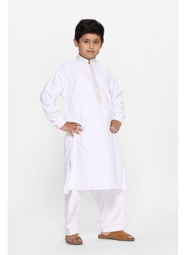 Luxe Threaded Salwar Suit