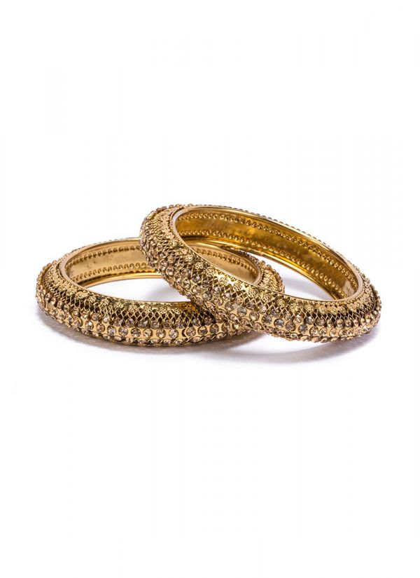 Traditional Gold Kadas