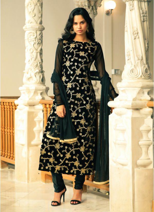 Zari Velvet Luxe Suit