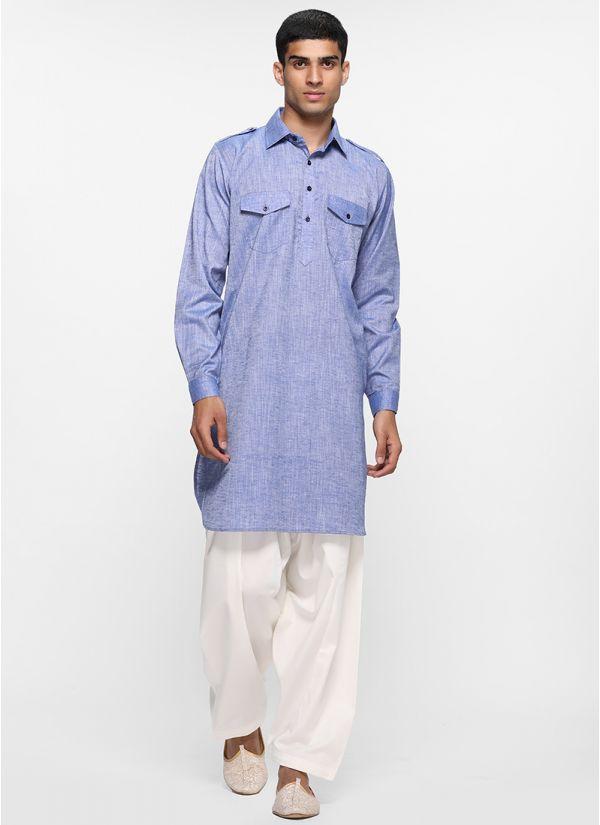 Cotton Shirt Salwar Set