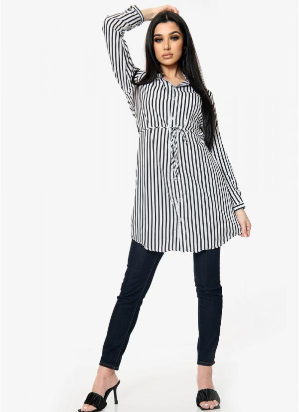Stripe Monochrome Shirt