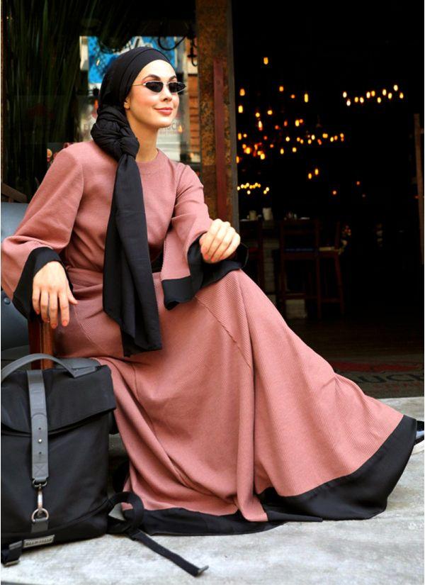 Jersey Luxe Abaya