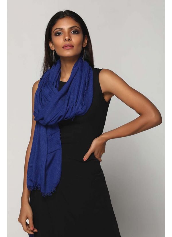 Woven Oversize Scarf SCR-56-RB-STD