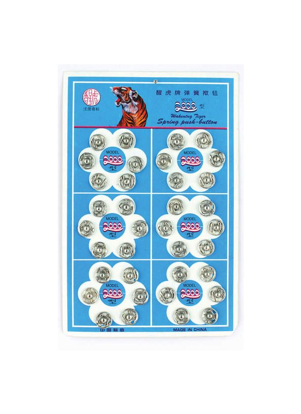 Tich Buttons Multi Pack